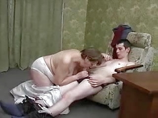 granny mature Russian Granny And Young Man