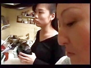 japanese mature A real mother and a daughter's tale