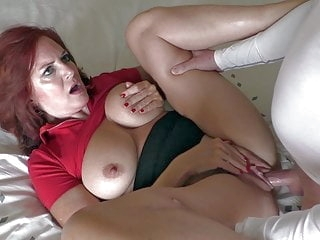 hardcore hairy Andi James - Stuck Zipper Problem