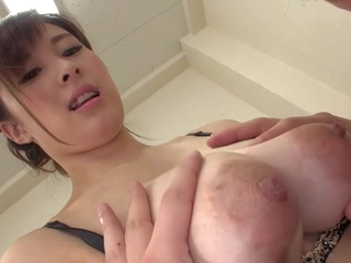 japanese asian Nurse Honoka Takes Care of Patient - Erito