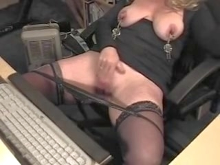 amateur mature huge nipples and clit