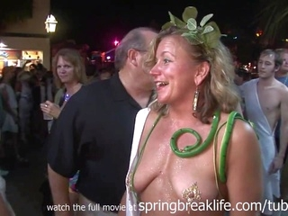hd amateur SpringBreakLife Video: Wild Toga Party