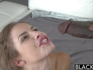 big dick interracial BLACKED Teen Natasha WhiteThreesome with Two Monster Dicks