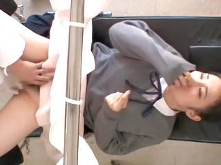 asian medical Ass of japanese slut gets drilled by the horny gynecologist