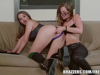brazzers brunette Dani and Remy have some fun
