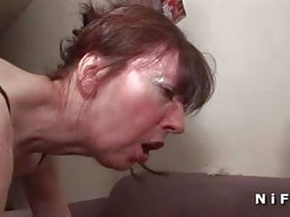 anal amateur Naughty french mature banged fist fucked and sodomized