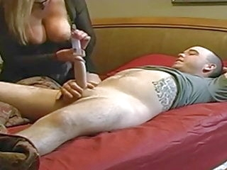handjob blowjob Let Mommy Tuck You Into Bed