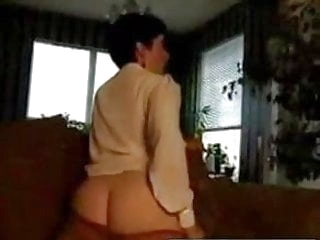 mature amateur Filming his Horny Mother. F70