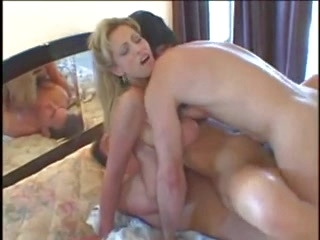 anal blonde mom likes 2 dicks